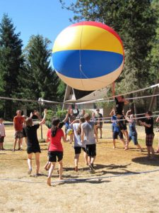 Molalla Retreat Activities